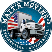 Matt's Moving Residential Commerical Moving and Storage